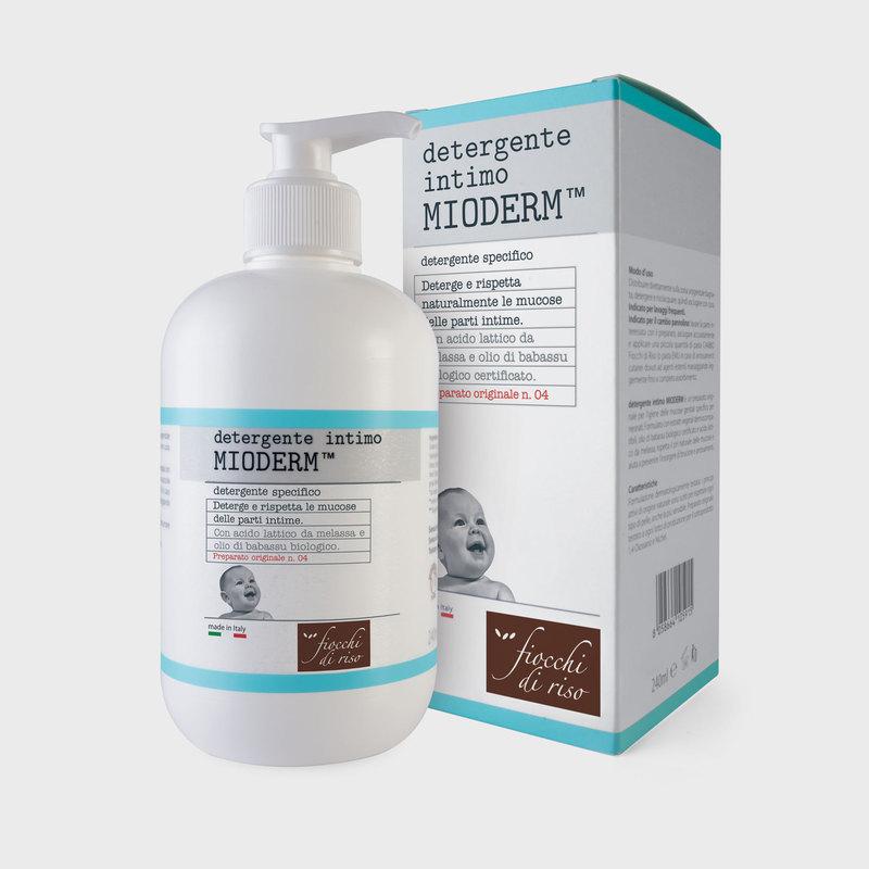 detergente intimo MIODERM